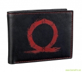 God of War peňaženka Wallet Serpent Logo
