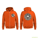 Dragon Ball Z - Gokus Kanji Men Hoodie