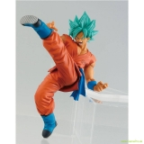 Dragonball Super Son Goku Fes Figure Super Saiyan God Super Saiyan Son Goku 19 cm