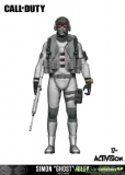 Call of Duty Figura Simon Ghost Riley Variant Exclusive 18 cm