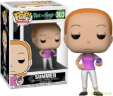 Pop! Animation - Rick and Morty - Summer