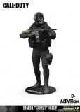 Call of Duty Action Figure Simon Ghost Riley 15 cm