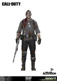 Call of Duty Action Figure John Soap MacTavish Variant Exclusive incl. DLC 15 cm