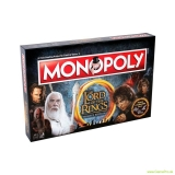 Lord of the Rings Board Game Monopoly (English Version)