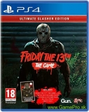 Friday the 13th - The Game (Ultimate Slasher Edition) (PS4)
