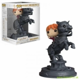 Pop! Movies - Harry Potter - Ron Riding Chess Piece Moments Oversized 21 cm