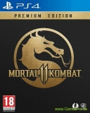 Mortal Kombat 11 (Premium Edition) (PS4)