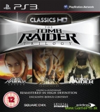 Tomb Raider Trilogy (Classics HD) (PS3)