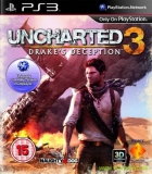 Uncharted 3 - Drakes Deception CZ (PS3)