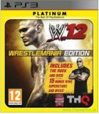 WWE 12 (WrestleMania Edition) (PS3)