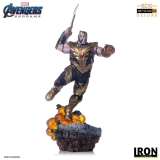 Avengers Endgame BDS Art Scale socha 1/10 Thanos Deluxe Version 36 cm