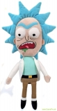 Rick and Morty Galactic Plushies plyšová figúrka Rick Worried 41 cm