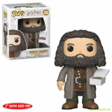 Pop! Movies - Harry Potter - Hagrid with Cake Super Sized 14 cm