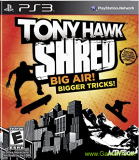 Tony Hawk - Shred (PS3)