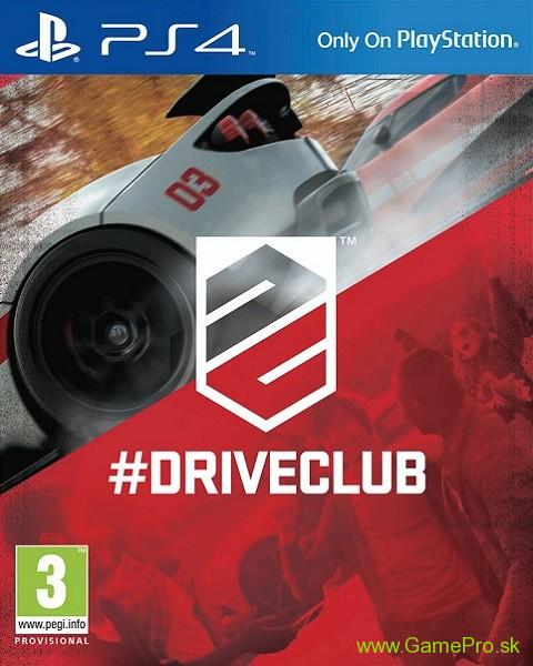 DriveClub (bundle copy) (PS4)