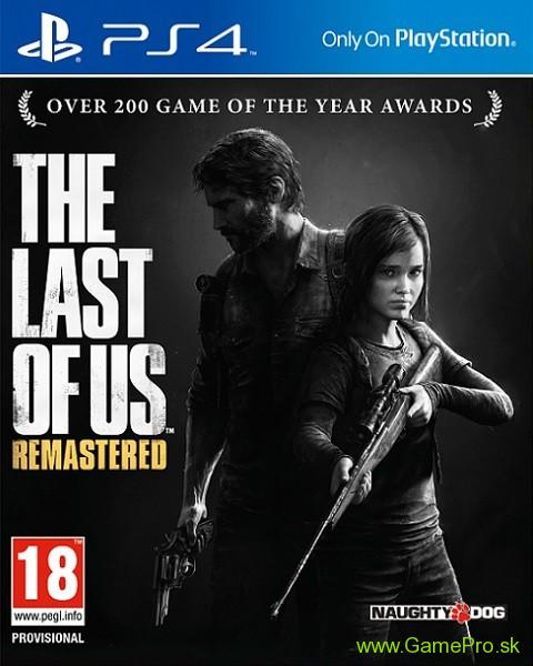 The Last of Us Remastered CZ (PS4)