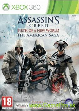 Assassins Creed - Birth of a New World (American Saga Collection) (XBOX 360)