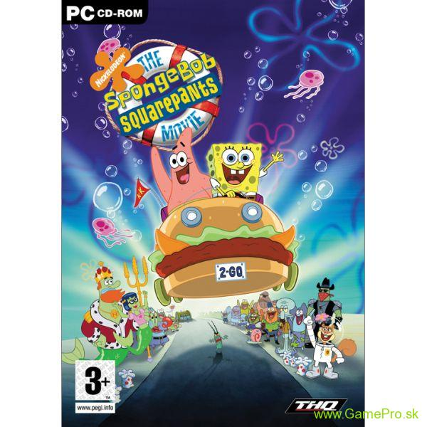 spongebob squarepants the movie pc gamepro