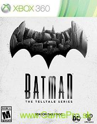Batman - The Telltale Series (XBOX 360)