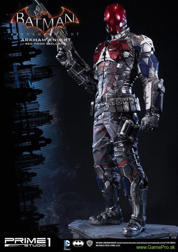 Batman Arkham Knight 1/3 Statue Arkham Knight Exclusive 85 cm