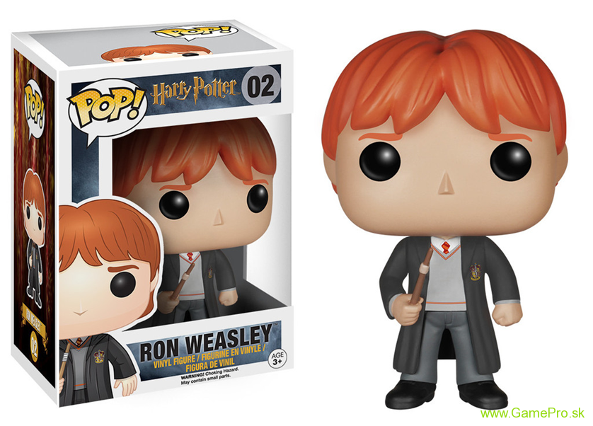Pop! Movies - Harry Potter - Ron Weasley