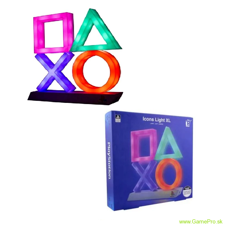 PlayStation - Light Icons XL