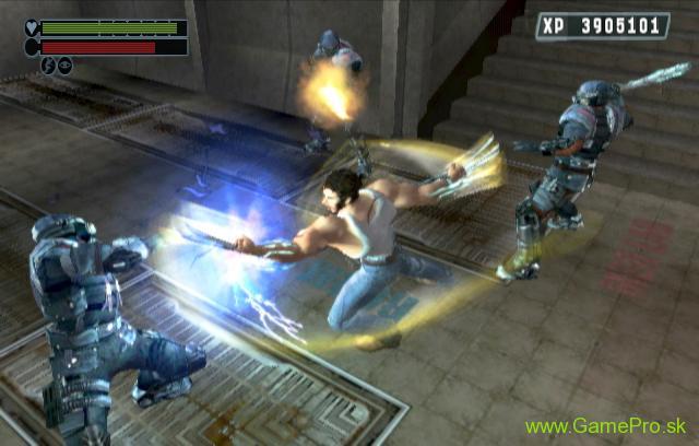 Activision X-Men Origins Wolverine - купить игру для sony playstation 2 по