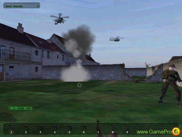 Operation Flashpoint Скачать Патч 1.96