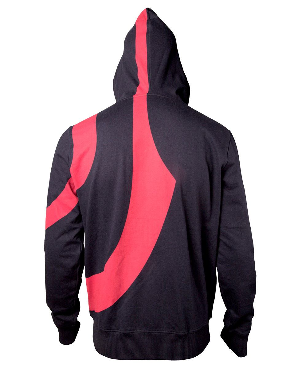 God of War Hooded Sweater Black Kratos