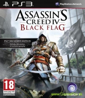 Assassins Creed 4 - Black Flag CZ (PS3)