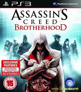 Assassins Creed - Brotherhood (PS3)