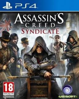 Assassins Creed - Syndicate (Special Edition) CZ (PS4)