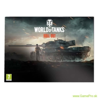 World of Tanks - Roll Out (Collectors Edition) (PC)