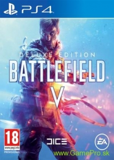 Battlefield 5 (Deluxe Edition) (PS4)