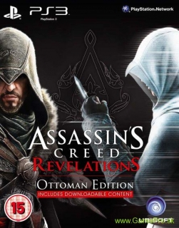 Assassins Creed - Revelations (Ottoman Edition) (PS3)