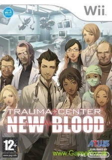 Trauma Center - New Blood (Wii)