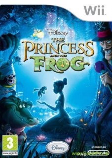 Princess and the Frog (Wii)