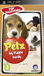 Petz - My Puppy Family (PSP)