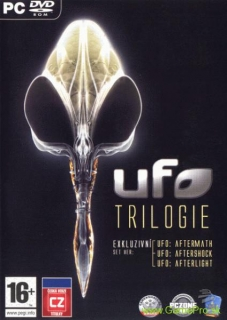 UFO Trilogy CZ (PC)