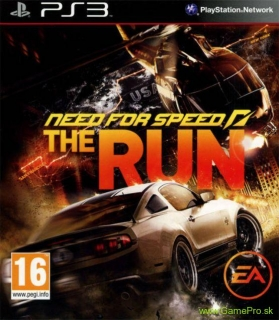 Need for Speed - The Run (PS3)
