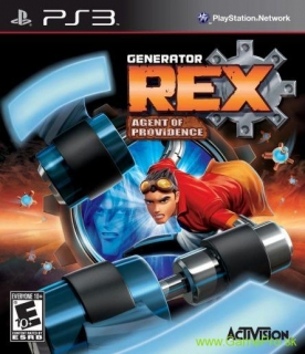 Generator Rex - Agent of Providence (PS3)