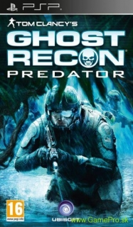 Ghost Recon - Predator (PSP)