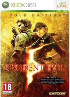Resident Evil 5 (Gold Edition) (XBOX 360)