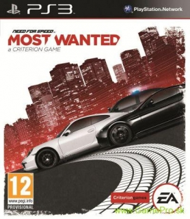 Need For Speed - Most Wanted 2 (PS3)