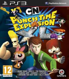 Cartoon Network - Punch Time Explosion XL (PS3)
