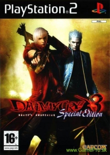 Devil May Cry 3 (Special Edition) (PS2)