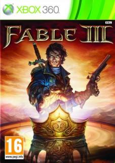 Fable 3 CZ (XBOX 360)