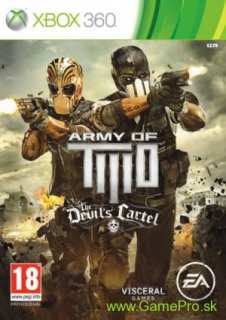 Army of Two - The Devils Cartel (XBOX 360)