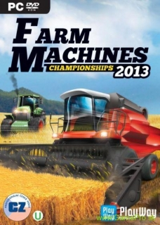 Farm Machines Championships 2013 CZ (PC)