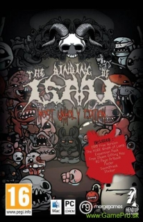 Binding of Isaac - Most Unholy Edition (PC)